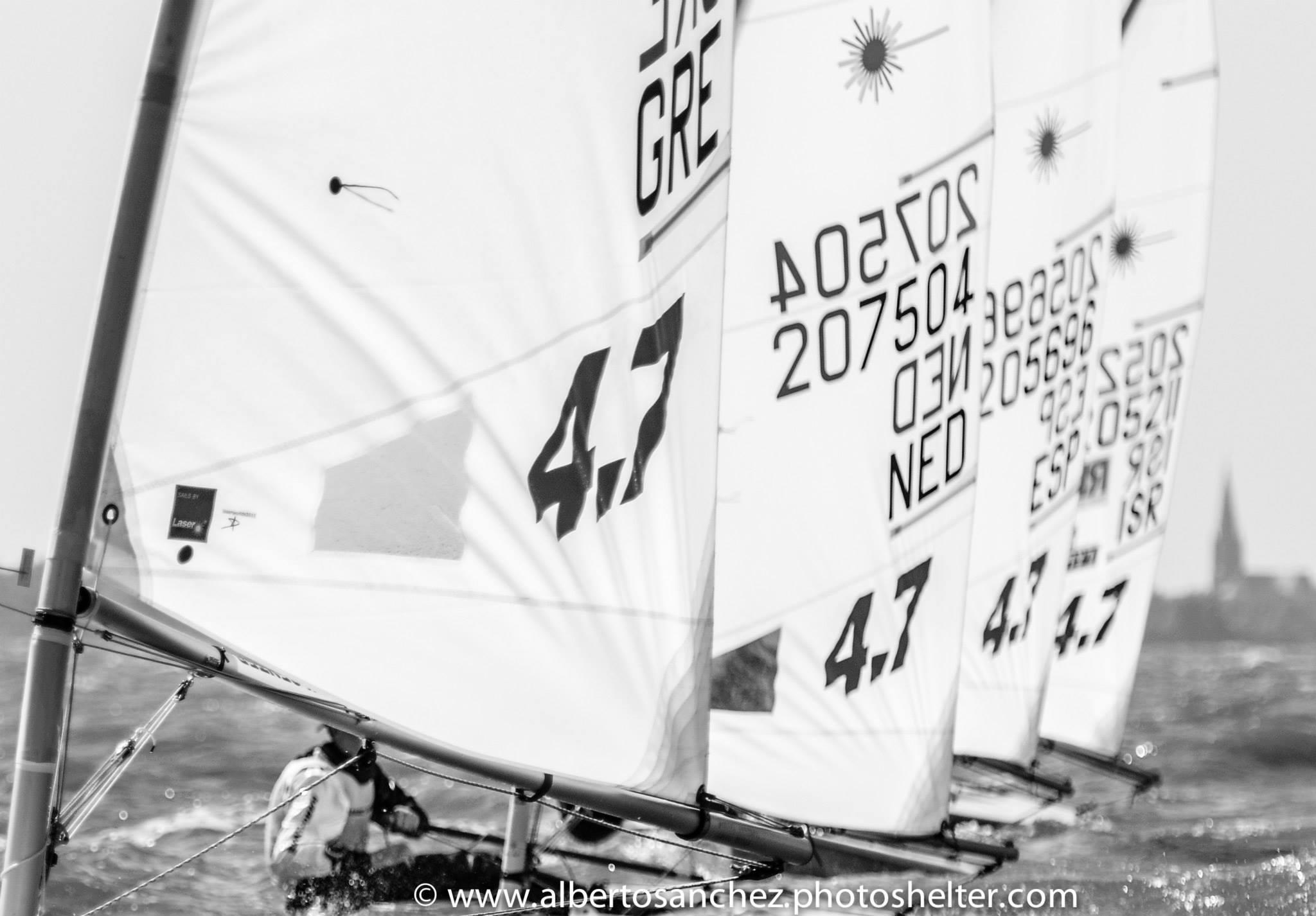 Campeonato de España de Laser 4.7